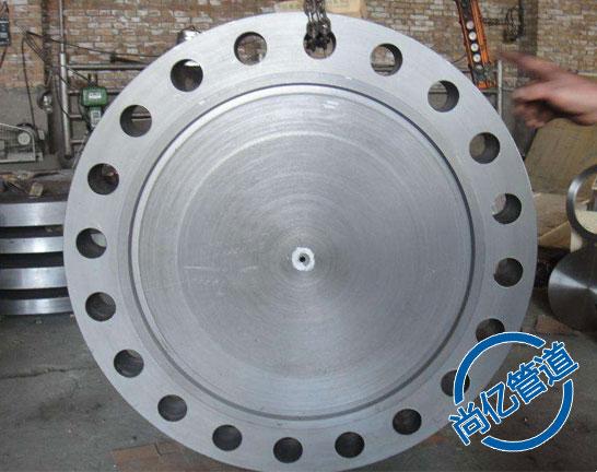 高压钢制凸面法兰盖